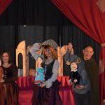 Артисты Минского областного театра кукол «Батлейка» в Доме отдыха «Алеся»