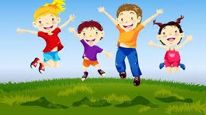 Спортивная эстафета для детей «Победители» против «Звёзд»