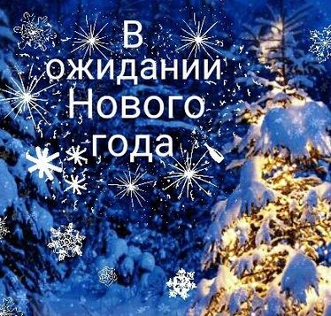В ожидании Нового года …